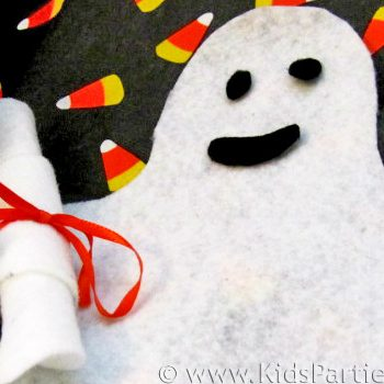 Ghost Felt Board Game