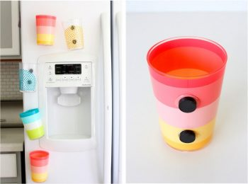 Magnetic Drink Cups