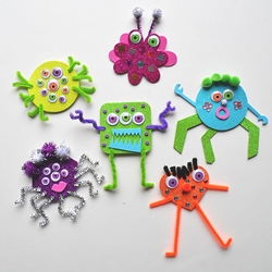 Felt Foam Crafts Archives Fun Family Crafts