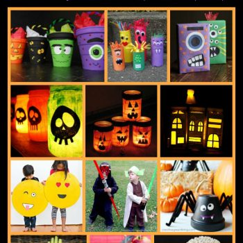 1,000+ Halloween Crafts & Recipes