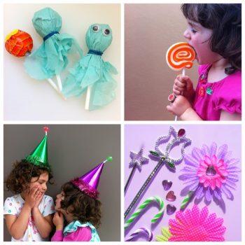 Lollipop Dress Up