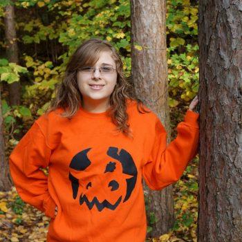 Jack O'Lantern Sweatshirt