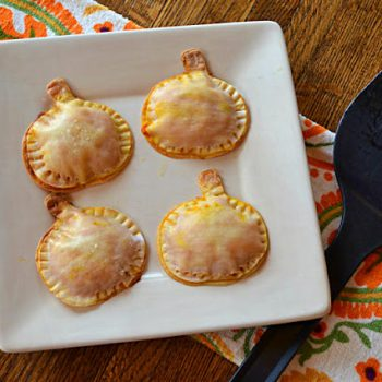Egg Roll Wrapper Pumpkin Pies