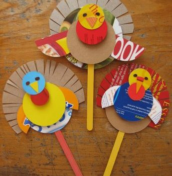 Cereal Box Turkeys