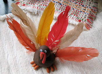 Modeling Clay Turkey