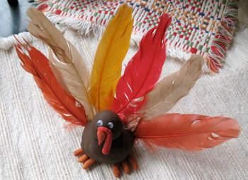 Modeling Clay Turkey