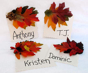 Family Tree Leaf Pins