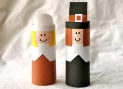 Finger Puppet Pilgrims
