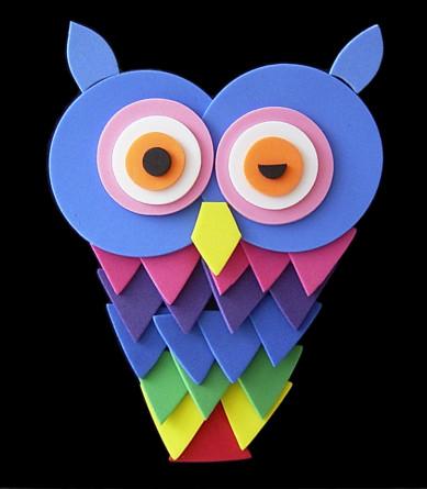 Foam Owl