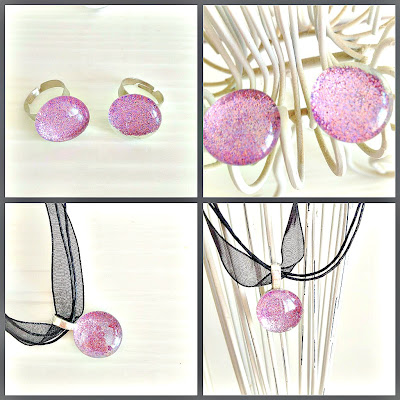 Glitter Jewelry
