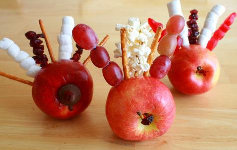 Gobbling Turkey Apples