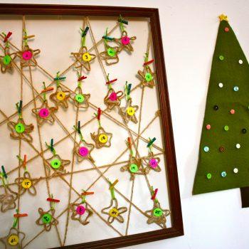 Twine Star Advent Calendar