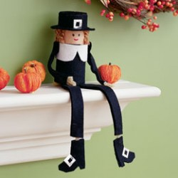 Pilgrim Shelf Sitter