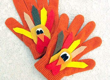 Turkey Gloves