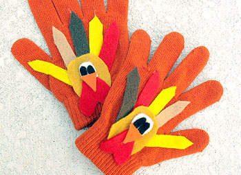 Turkey Gloves