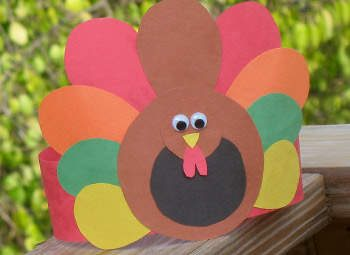 Turkey Headdress