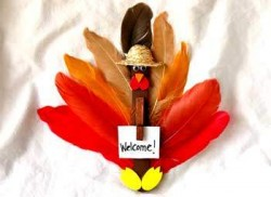 Note Holder Turkey