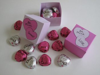 Valentine's Day Treat Box