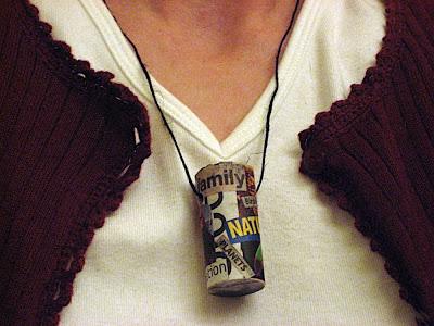 Thankful Cork Necklaces