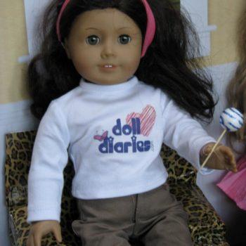 Doll Sized Cake Pops