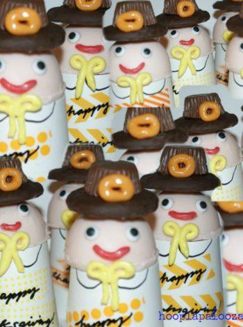 Pilgrim Cookie Men