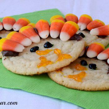 Thanksgiving Tom Turkey Cookies