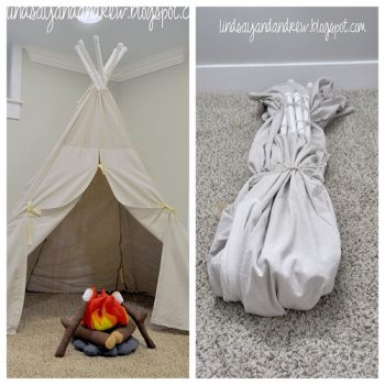 PVC Collapsible Teepee