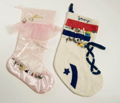 Stocking Pin Christmas Stocking