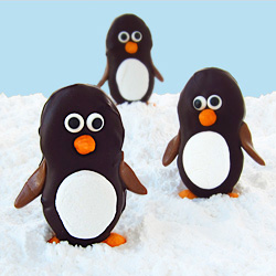 Nutter Butter Penguins