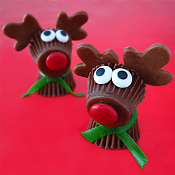 Reese's Cup Reindeer