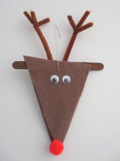 Craft Stick Reindeer Fun Family Crafts