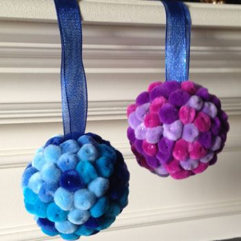 Pom Pom Decorations