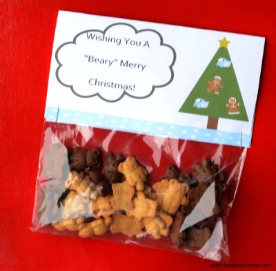Christmas Preschool Treats