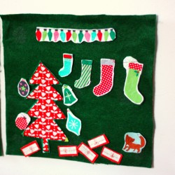Holiday Felt Board