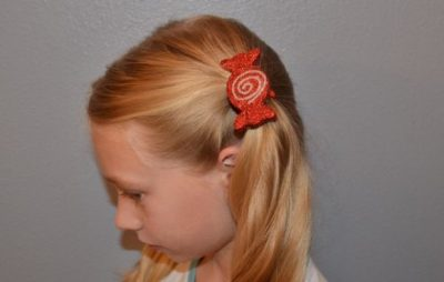 Holiday Hair Bows
