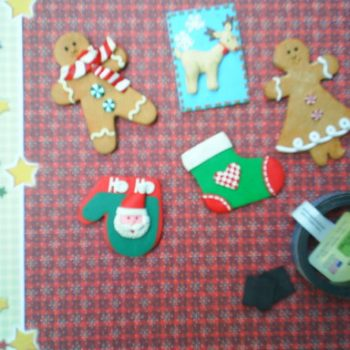 Tree Ornament Magnets