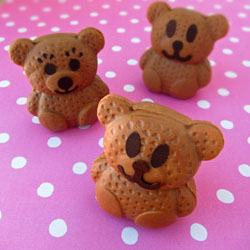 Fudge Bears