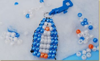Penguin Bead Pet