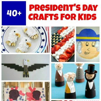 President's Day Crafts and Recipes