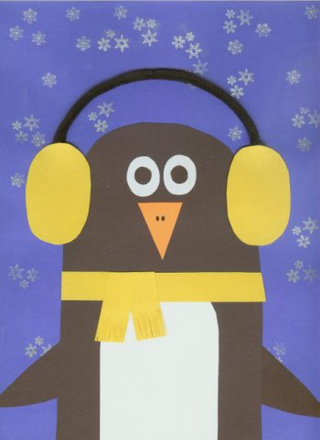 Earmuff Penguin