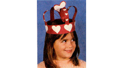 Valentine Crown