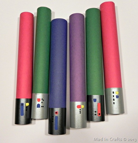lightsaber coloring book party favors fun family crafts
