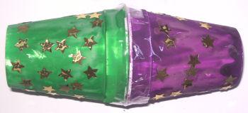 Mardi Gras Cup Shaker