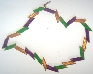 Mardi Gras Necklace