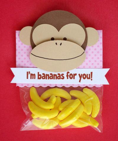 Monkey Valentine