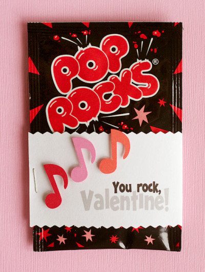 Pop Rocks Valentine