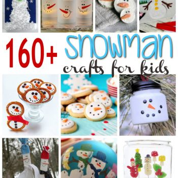 Snowman Crafts & Recipes