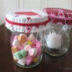 Valentine Gift Jars