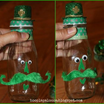 Silly Leprechaun Bottles