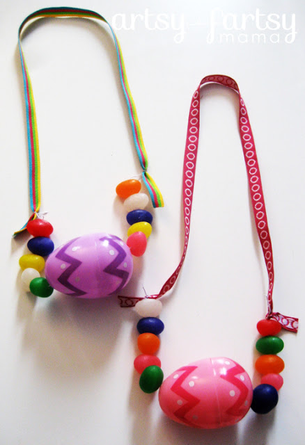 Easter Necklaces